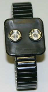 Speidel Dual-wire Wristband, ESD, Static Control