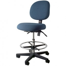 The most comfortable ESD chair or stool, no question.