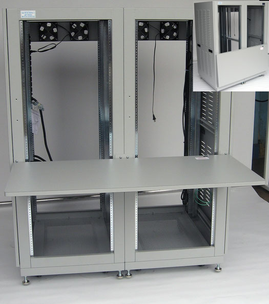 rack units customized